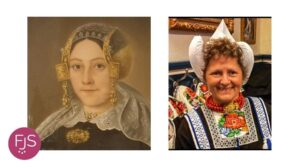 Traditional-head-adornment-from-the-Dutch-villages-Katwijk-and-Volendam