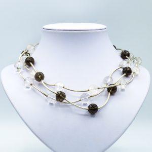 long rhinestone silver necklace (1)