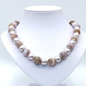 fire_agate necklace