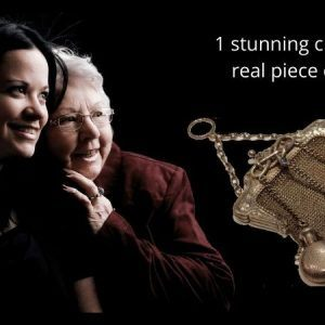 1 chatelaine a real piece of jewelry